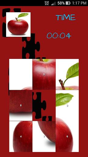 Fruits Puzzle Wallpaper