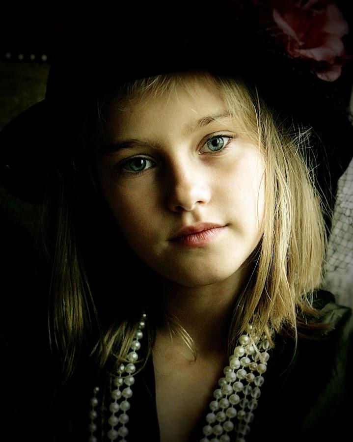 Look into my eyes by Pirjo-Leena Bauer - Babies & Children Child Portraits