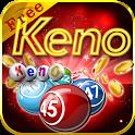 Lucky Keno Numbers Bonus Casino Games Free icon