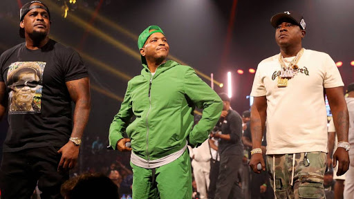 Jadakiss Was The Star Of The Chaotic 'Verzuz' Between The LOX And Dipset [Photos + Video]