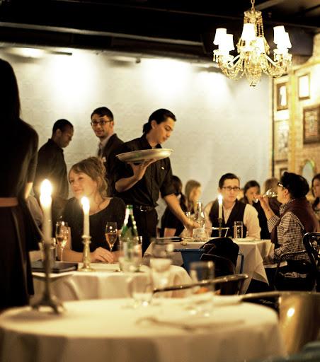 NYC's Best Restaurant Service