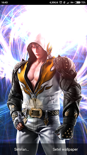 Fanart Jin Kazama Live Wallpaper By Tekkeno Apk Download Apkpureco