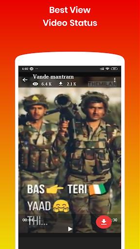 Army Video Status screenshot 4
