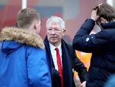 """Sir Alex Ferguson abattu, après """"la pire première mi-temps de Manchester United"""""""