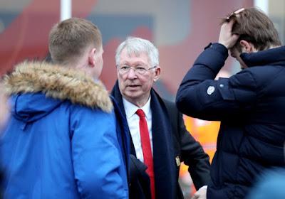 Le club d'Aberdeen érigera une statue en l'hommage d'Alex Ferguson