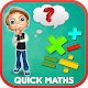 Quick Maths : Math Tricks Math Exams Math Quest for PC-Windows 7,8,10 and Mac