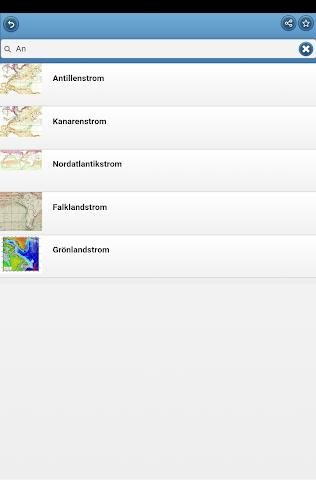android Sea currents Screenshot 11