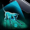 AR Голограмма Кот Tom icon