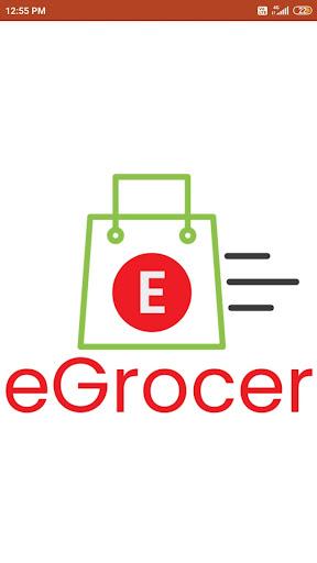 Egrocer- GroceryStores Order Management App screenshot 1