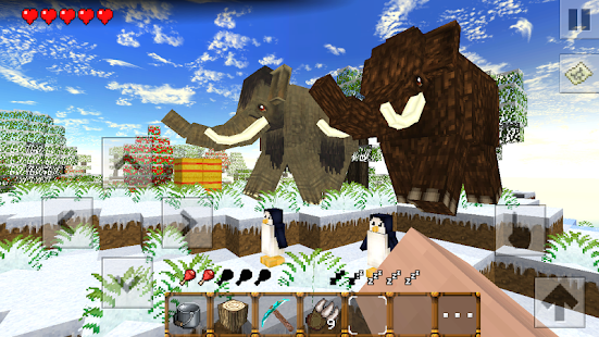 Winter Craft 4: Ice Age- screenshot thumbnail