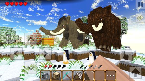 Winter Craft 4: Ice Age- screenshot thumbnail