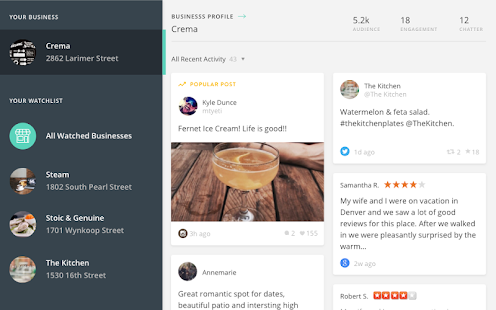 Perch - Small Business- screenshot thumbnail