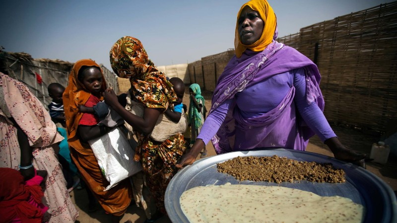 Q&A: How data can stop women from going hungry