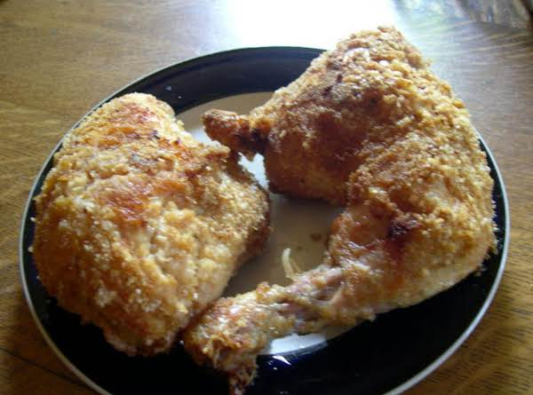 The Omg Oven Fried Chicken