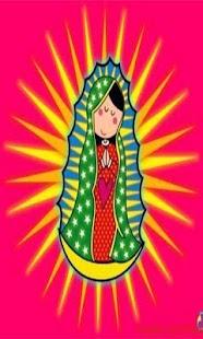 Virgen De Guadalupe Infantiles - náhled