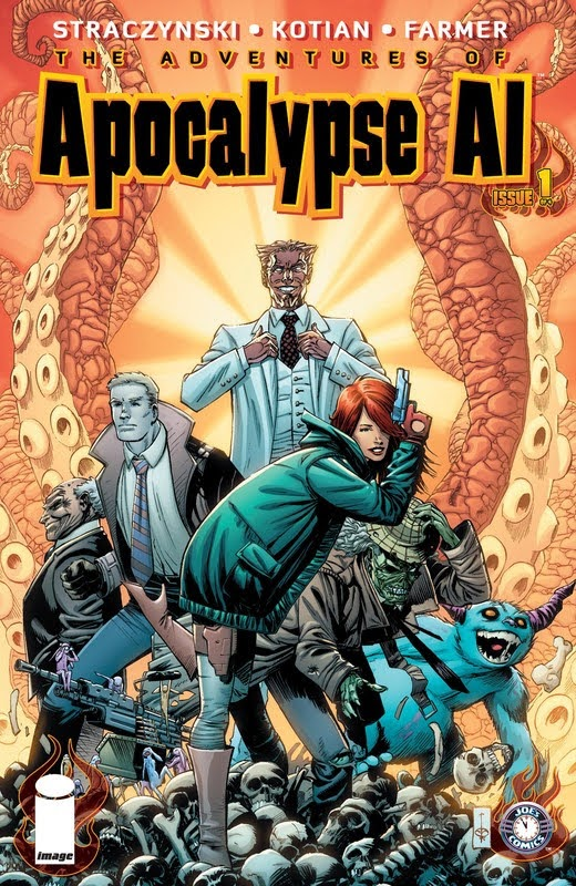 The Adventures of Apocalypse Al (2014) - complete