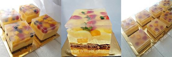 Noble Park: Mango Royale Pudding Cheesecake Baking Workshop (Monday)