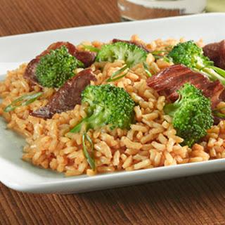 Beef and Broccoli Stir-Fry with Jasmine Rice Recipe