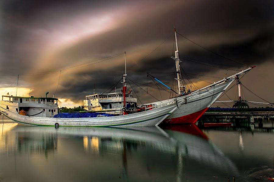 by Deni Agusti - Transportation Boats