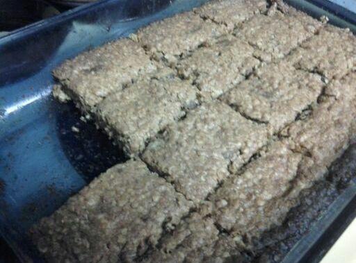 Breakfast Bars Or Hobbit Seed Cakes Recipe