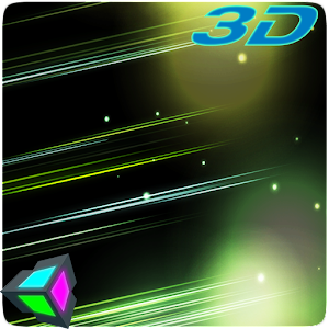 3D Abstract Parallax  LWP apk