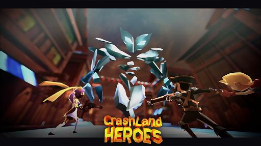 Crashland Heroes