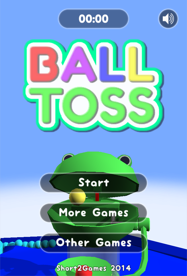 Скриншот Ball Toss