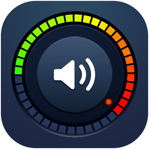 Volume Booster - Music Player MP3 with Equalizer