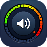 Volume Booster - Music Player MP3 with Equalizer Icon