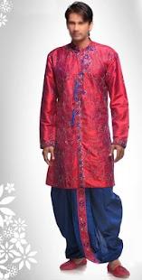 Men Salwar Kameez - náhled
