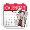 2018 Calendar Photo Frames icon