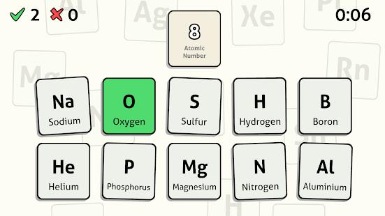 Descargar tabla peridica quiz apk 13 apk para android tabla peridica quiz apk captura de pantalla urtaz Gallery