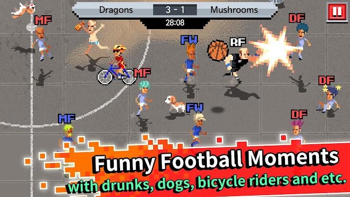 Dumber League- screenshot