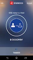 Screenshot of S-Digicash