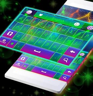 Electric Color Keyboard screenshot 03