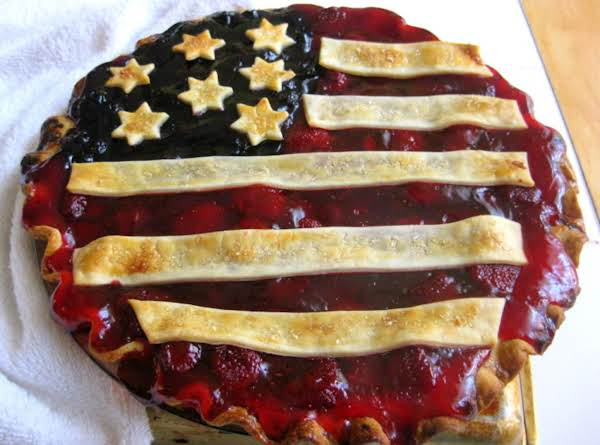 Stars And Stripes Pie Recipe