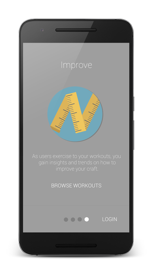 LynxFit Pivot Workout Creator- screenshot