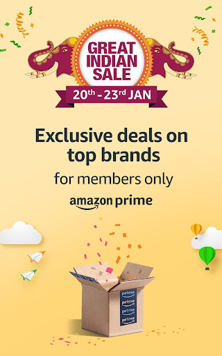 Amazon India Online Shopping and Payments 18.2.0.300 screenshots 3