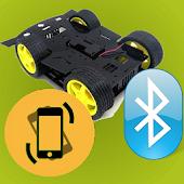 Accelerometer Robot