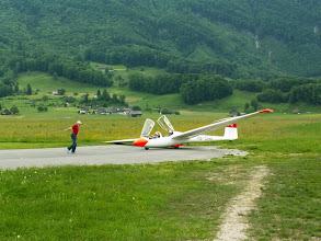 Photo: A. Schleicher ASK-21 (HB-1545, 1980)