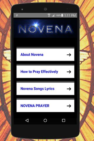 Novena Devotion Prayer 2.0 screenshots 2