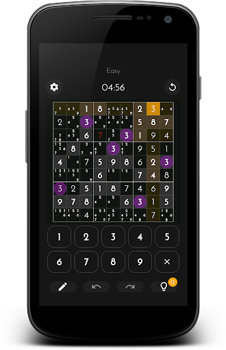 Classic Sudoku Free 1.1.2 screenshots 1