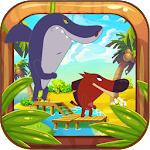 Zig Adventure Sharko Run Icon