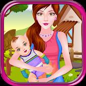 Farm Baby Birth