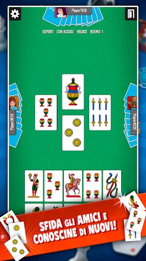 Tressette Più - Giochi di Carte Social apklade screenshots 1