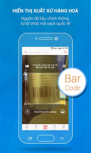 iCheck- Barcode QRCode Scanner