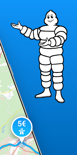 ViaMichelin Route planner,maps screenshot 2