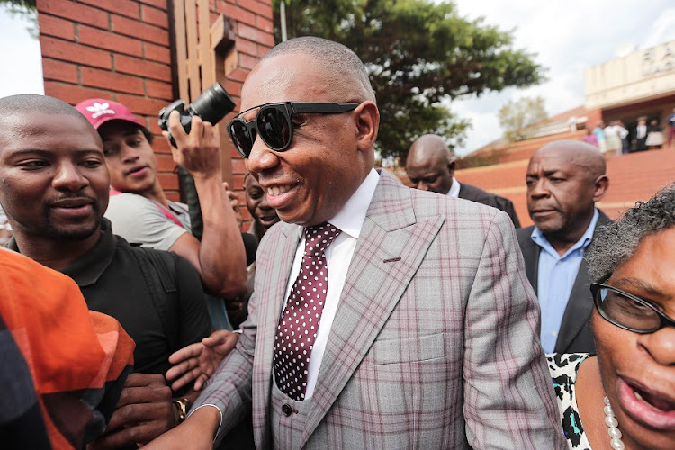 Mduduzi Manana. Picture: ALAISTER RUSSELL/THE TIMES