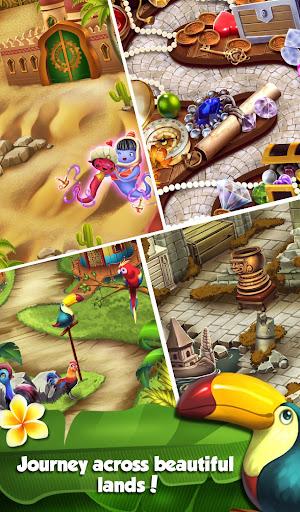 Mahjong World Adventure - The Treasure Trails apkmr screenshots 14