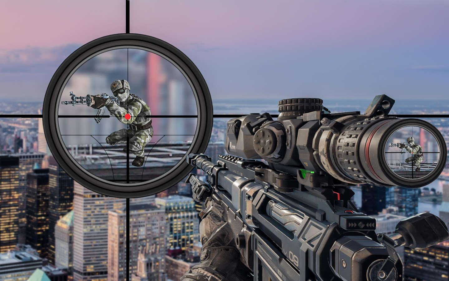 Sniper Kill: Real Army Sniper- screenshot